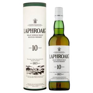 Laphroaigh-10y